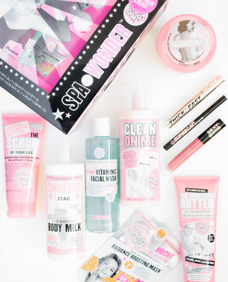 Soap and Glory Spa of Wonder
