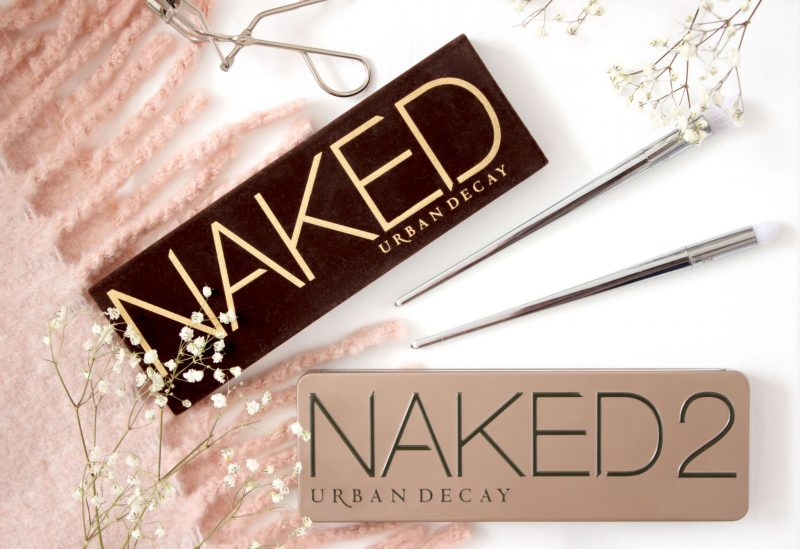 Urban Decay Eyeshadow Collection