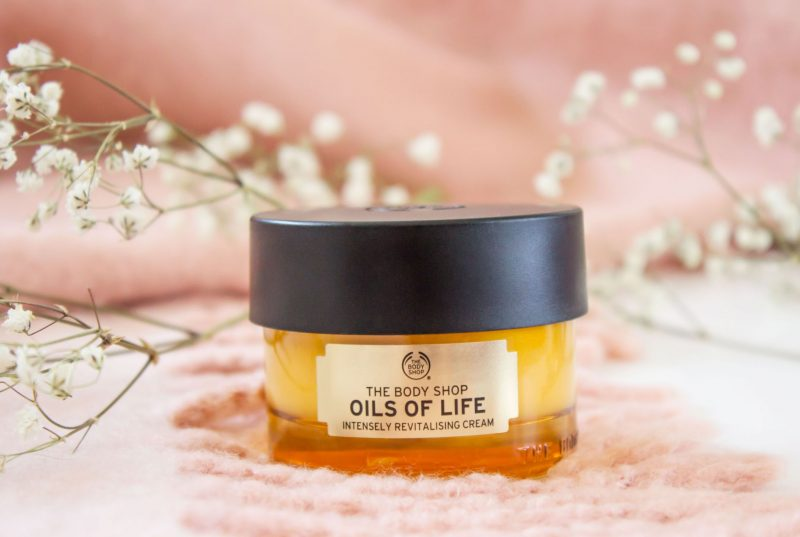 The Body Shop Oils of Life Skincare Collection Giveaway