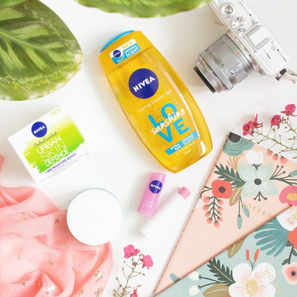Perfect Days of Summer with Nivea
