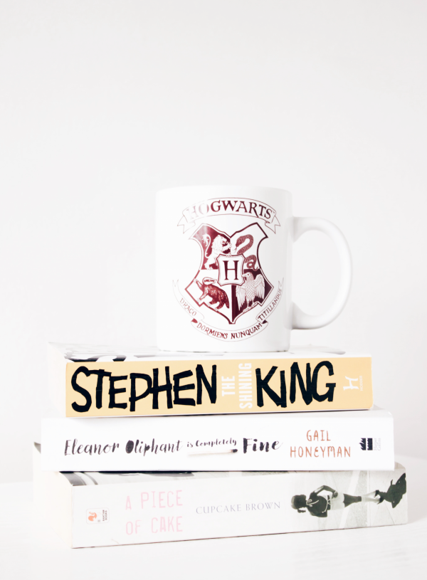 The Bookshelf #4