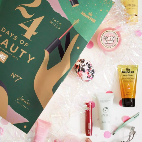 WE 24 Days of Beauty Charity Advent Calendar
