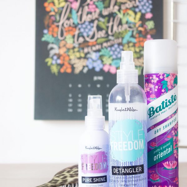 Hair Styling Products I'm Currently Reaching For