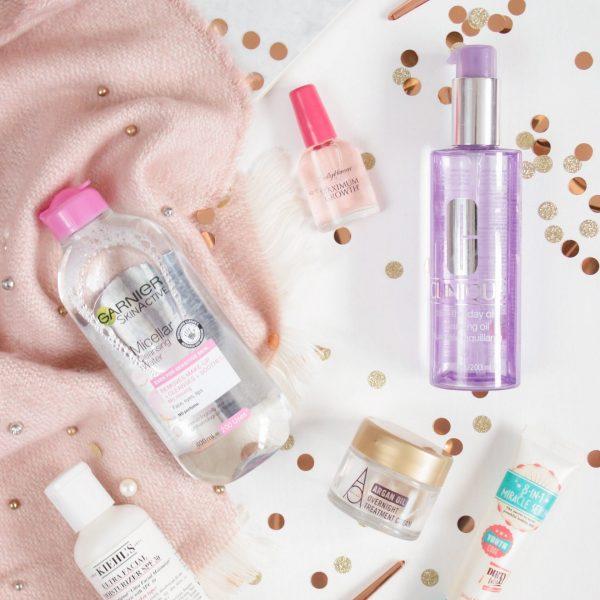 Skincare Favourites 2018