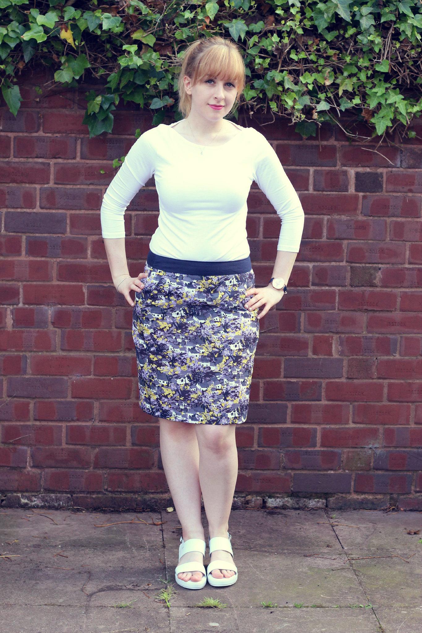 Great Plains Skirt