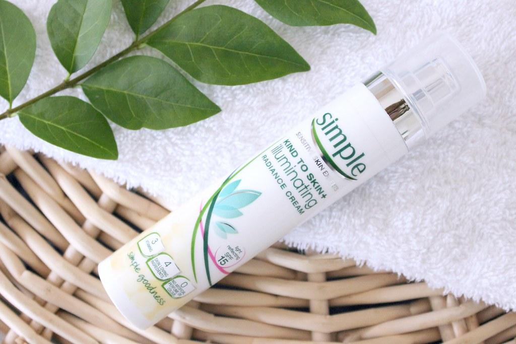 Simple Illuminating Radiance Cream