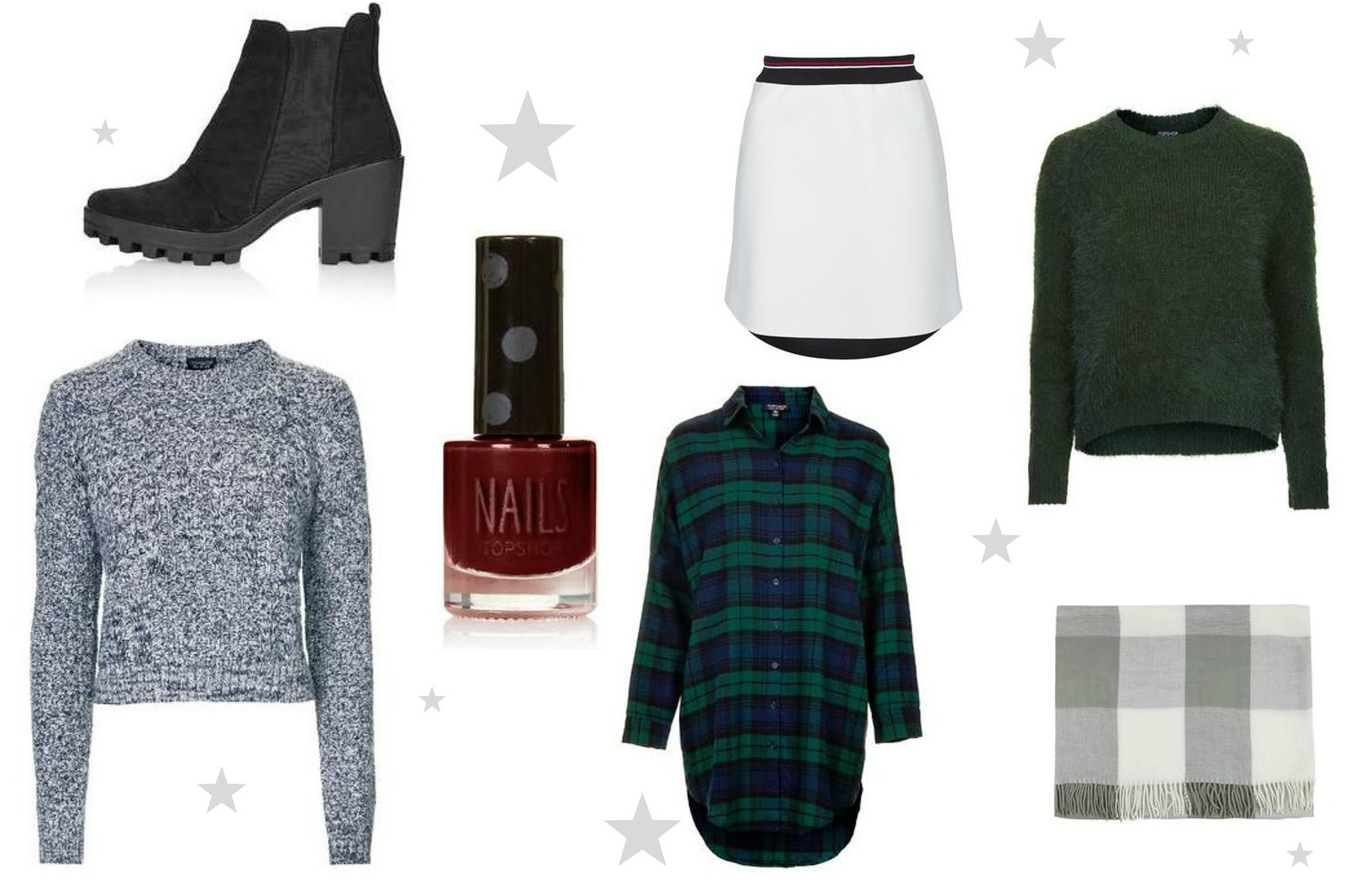 Topshop Wish List