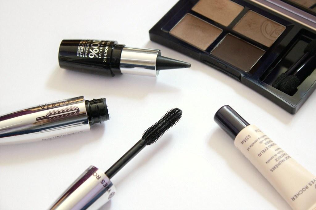 Yves Rocher Mascara and Eye Liner