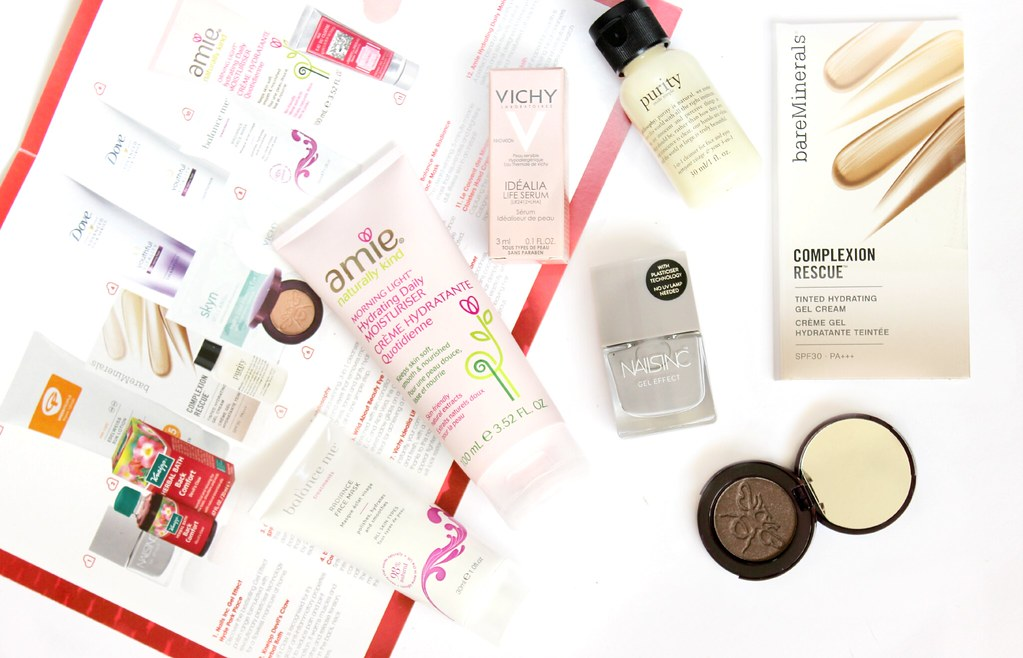 Latest in Beauty Heart Beauty Essentials Box
