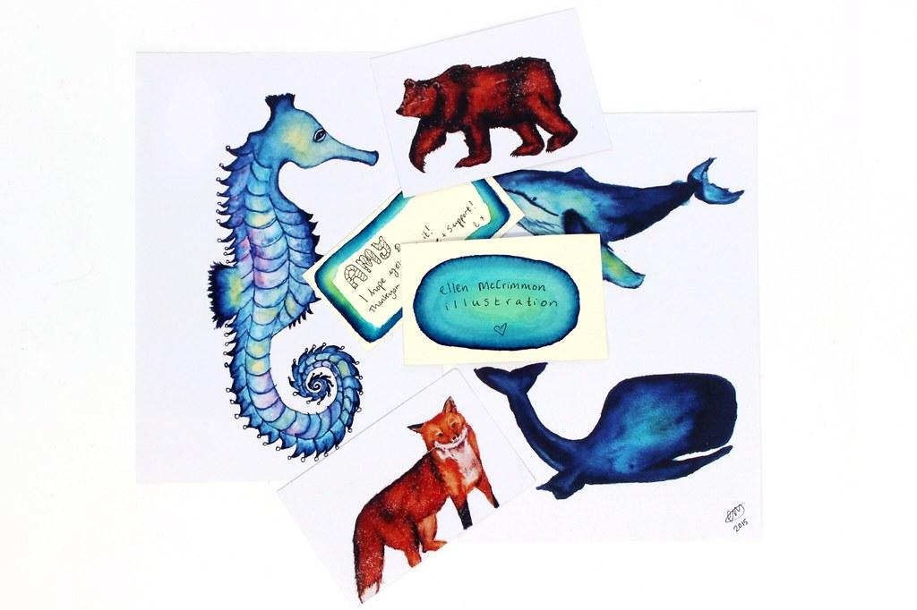 Ellen McCrimmon Illustrations
