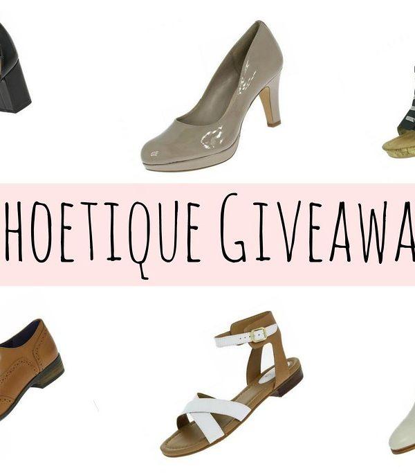 Shoetique Giveaway!