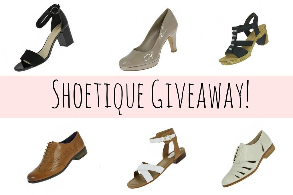 Shoetique Giveaway