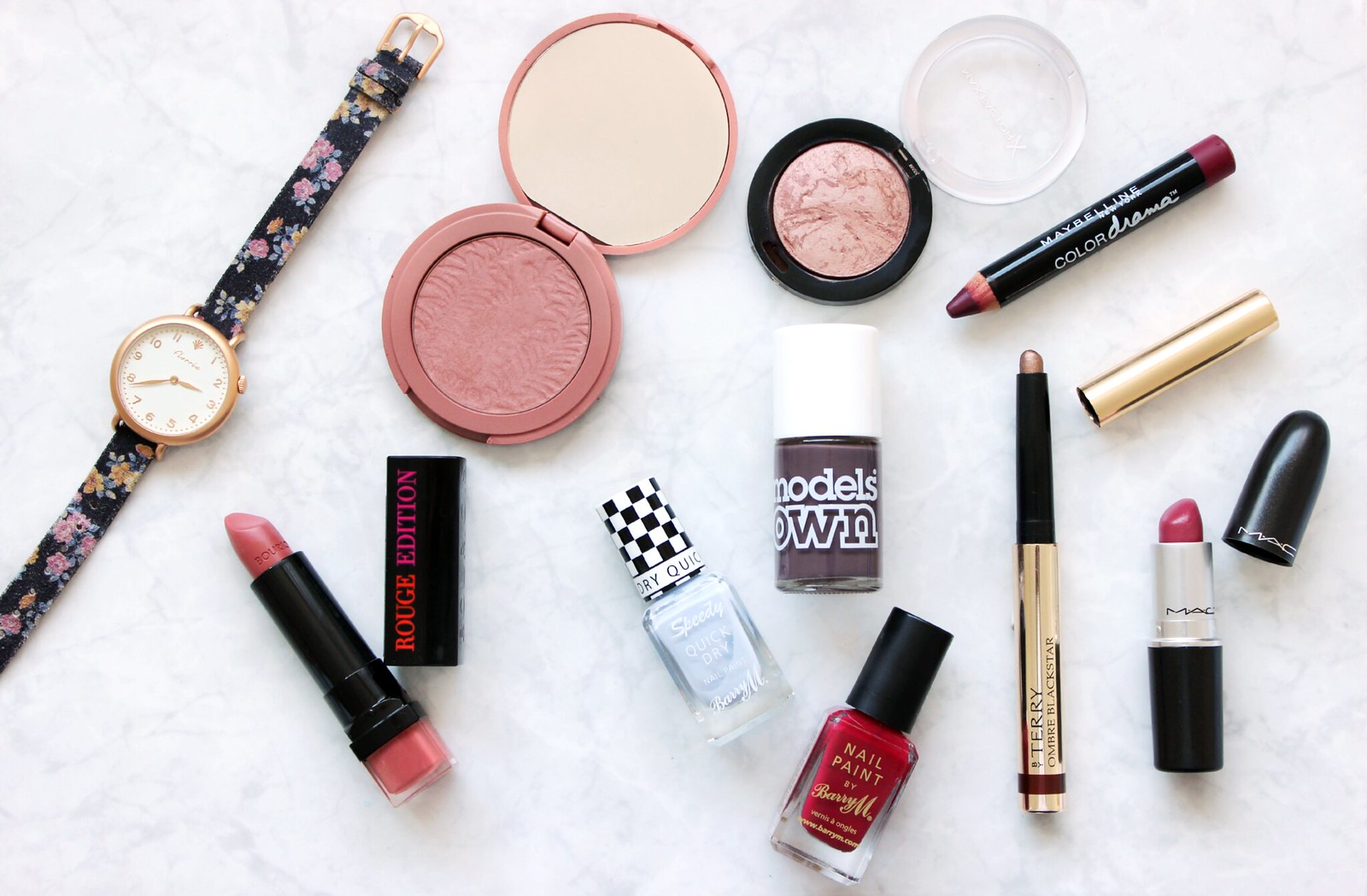 Fall Beauty Favourites