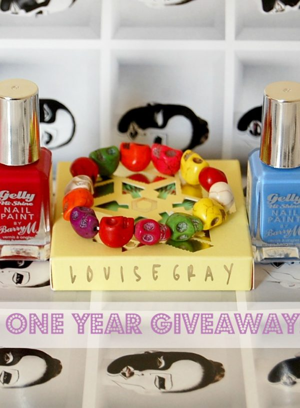 One Year Giveaway!