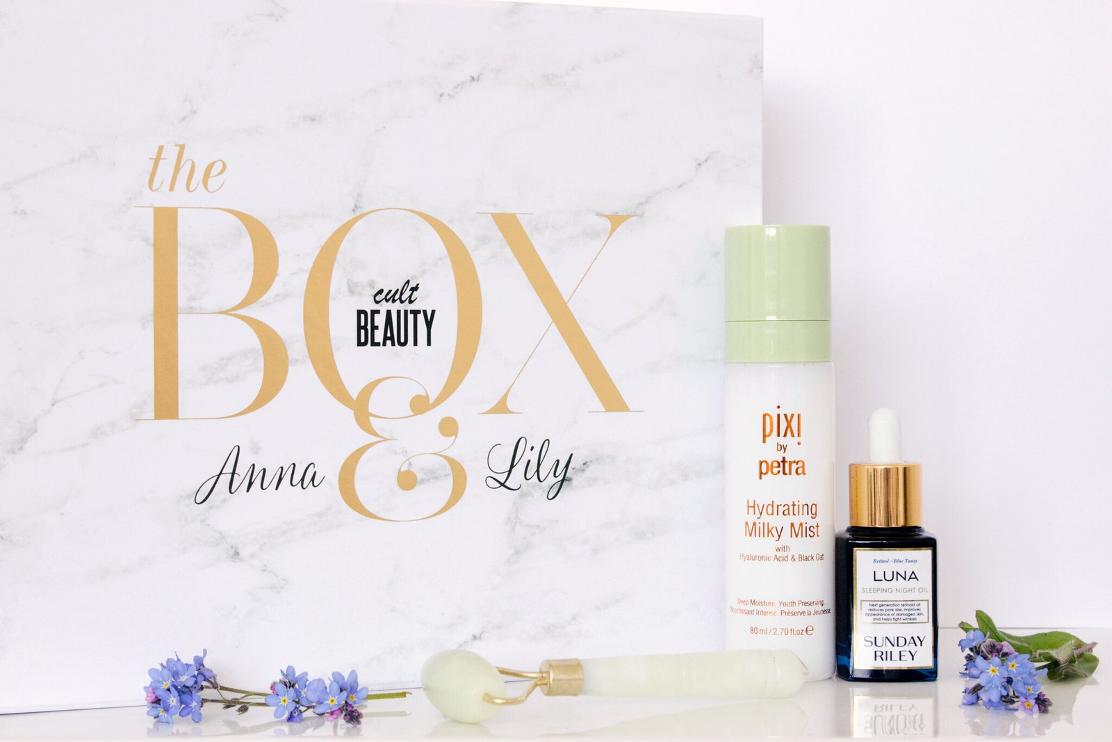 The Cult Beauty Box by Anna and Lily