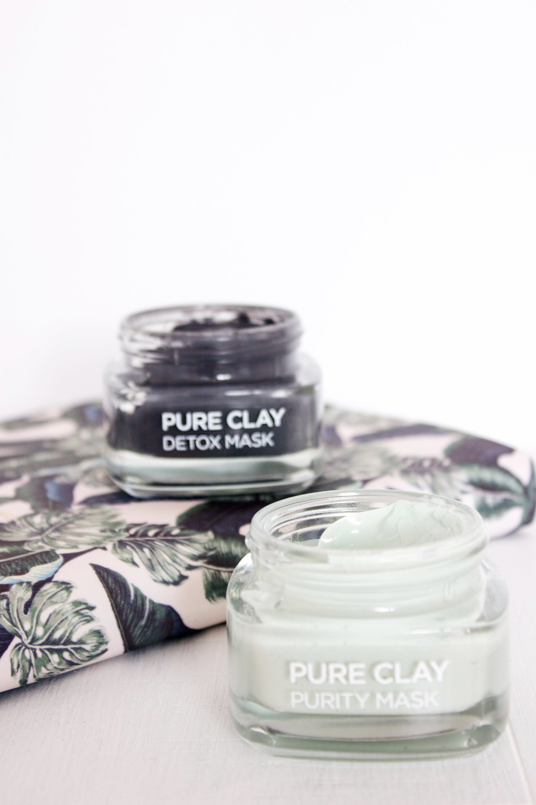 L'Oreal Pure Clay Masks Review