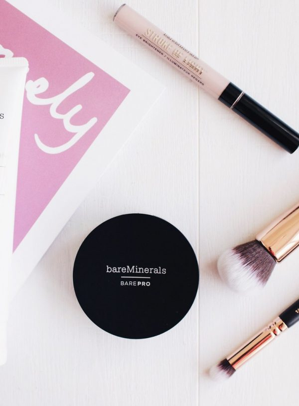 Beauty on Trial: bareMinerals