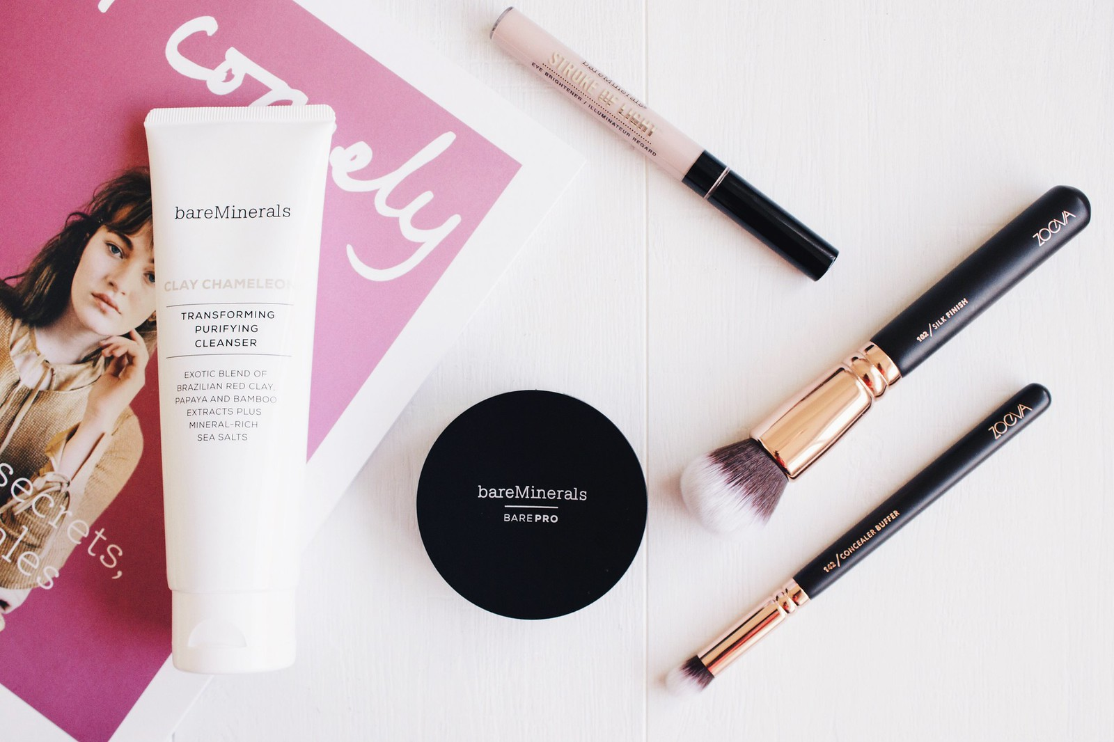 Beauty on Trial bareMinerals