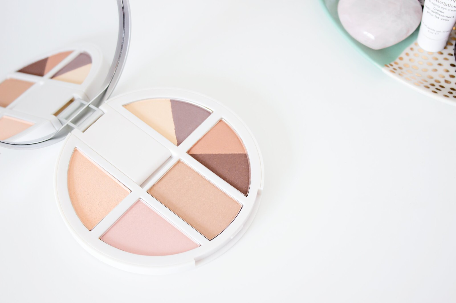 PÜR Vanity Palette Eyes and Cheek Palette