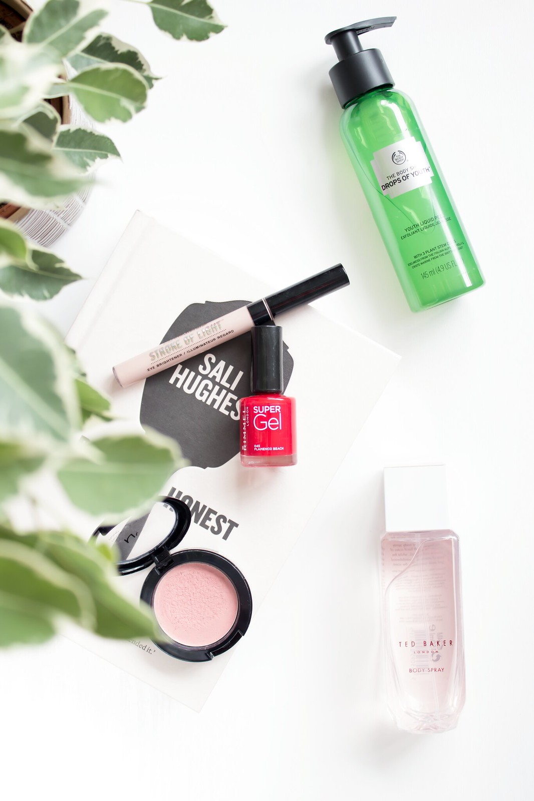 My Current Beauty Top Picks