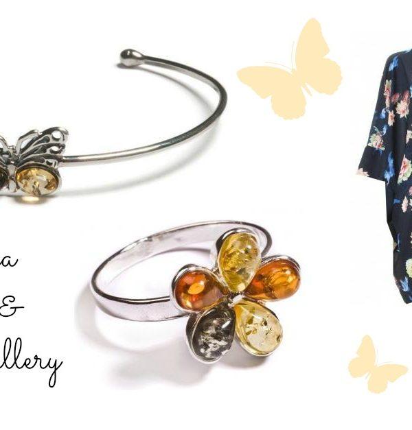 Henryka Amber & Silver Jewellery