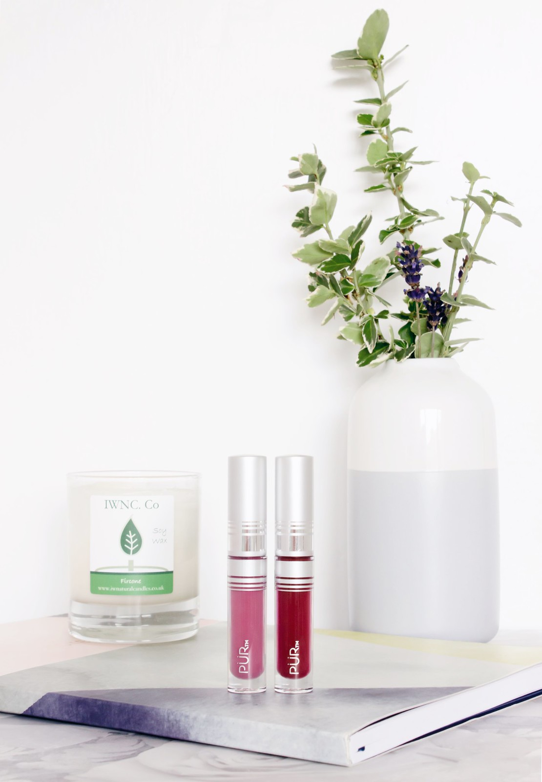 PÜR Velvet Matte Liquid Lipstick