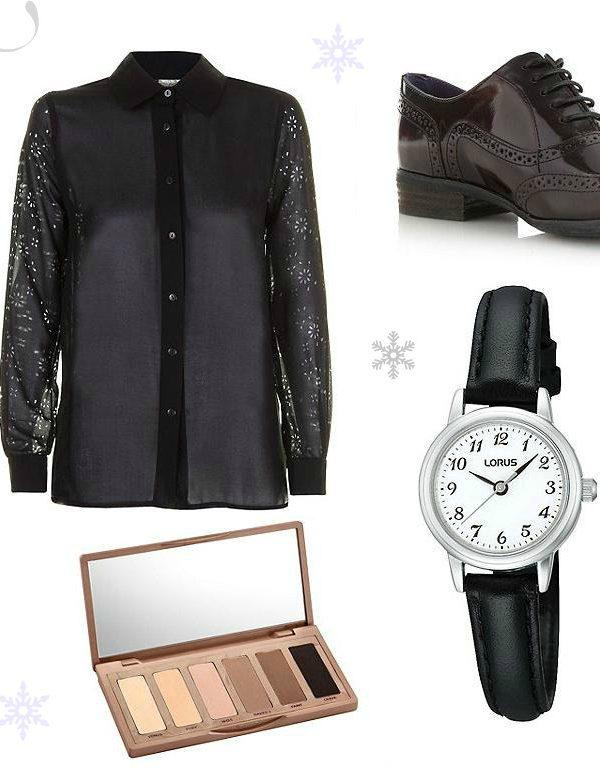 Debenhams Winter Fashion