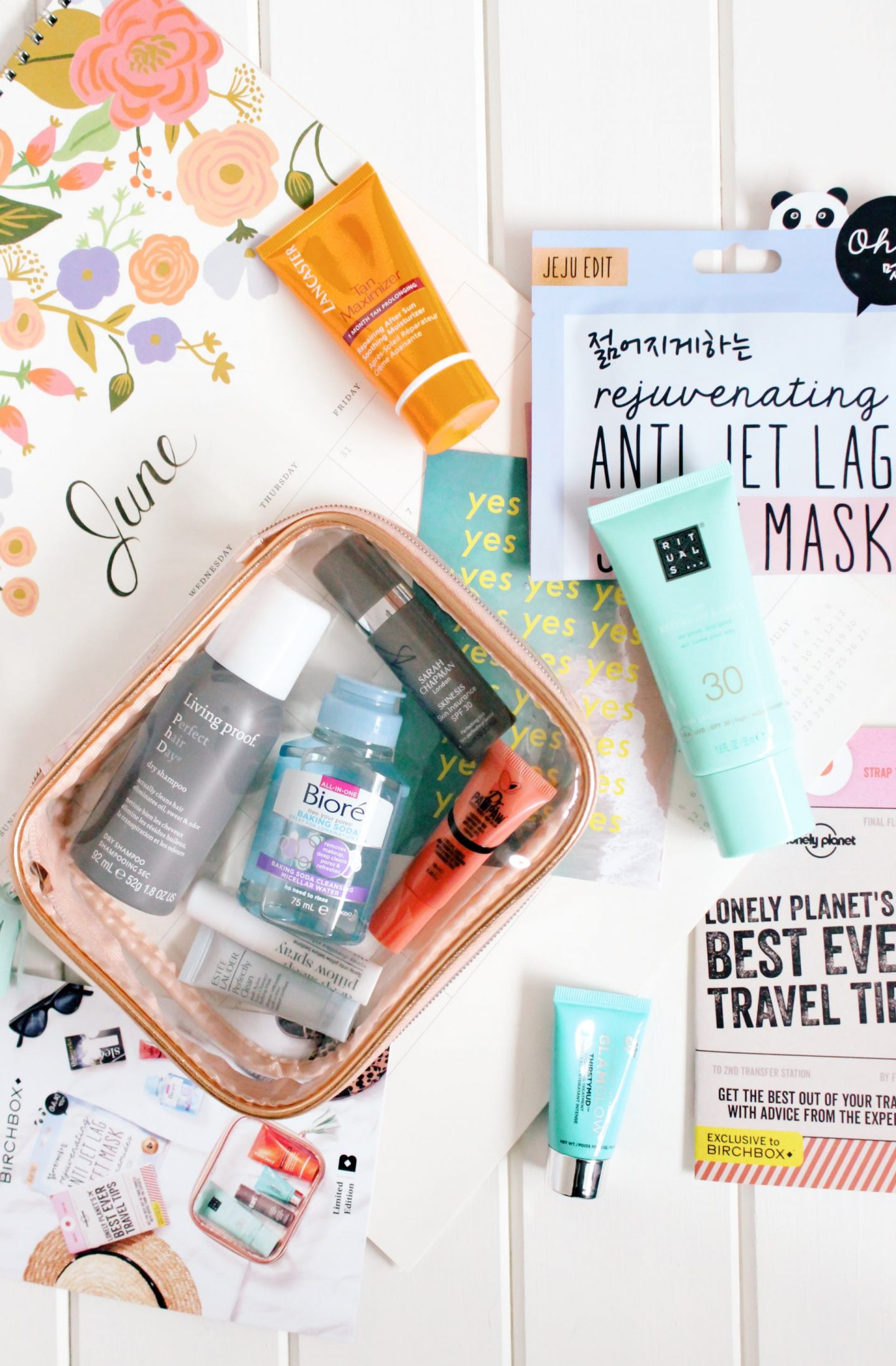 Birchbox Jet Set Beauty Edition