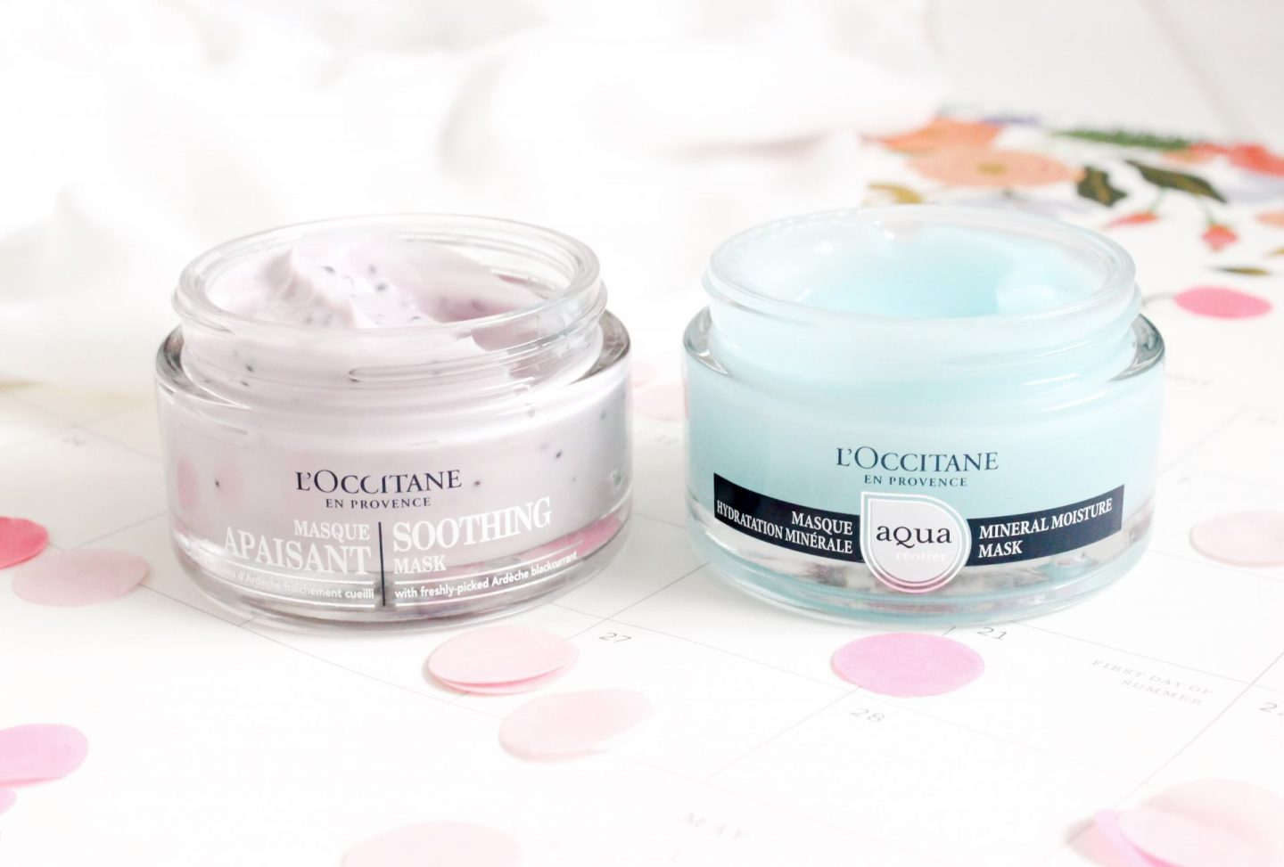 Latest in Beauty from L'Occitane