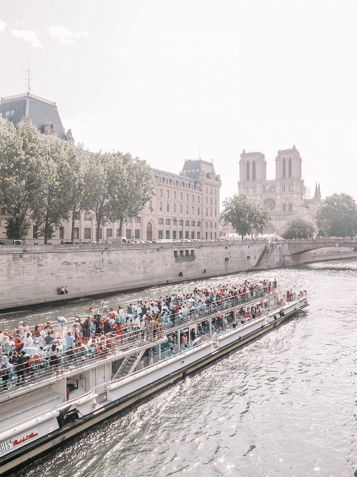 Wanderlust - A Trip to Paris