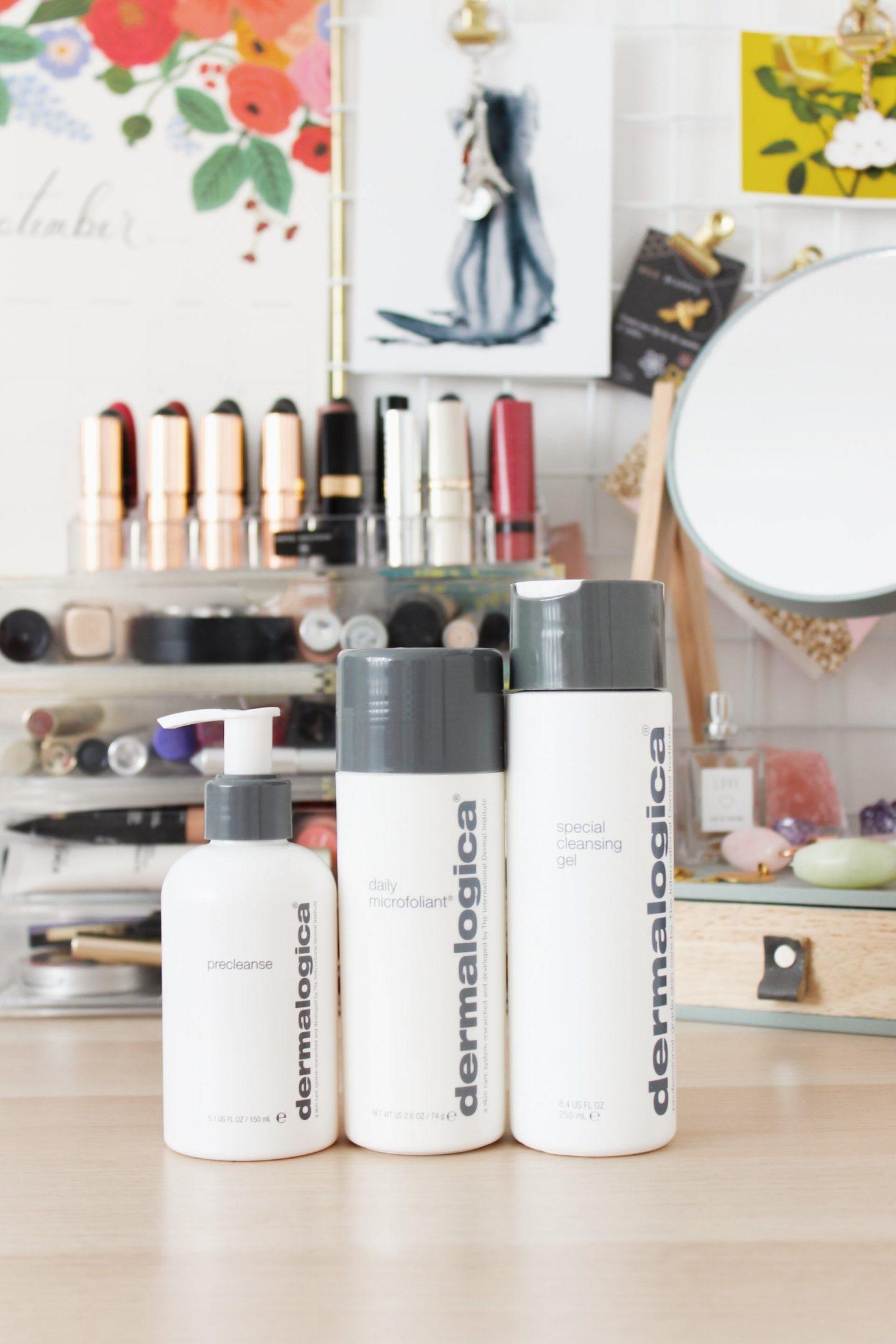 Trialling Dermalogica Skincare