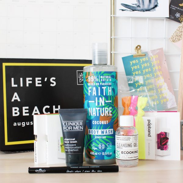 Latest In Beauty Life's A Beach Edit