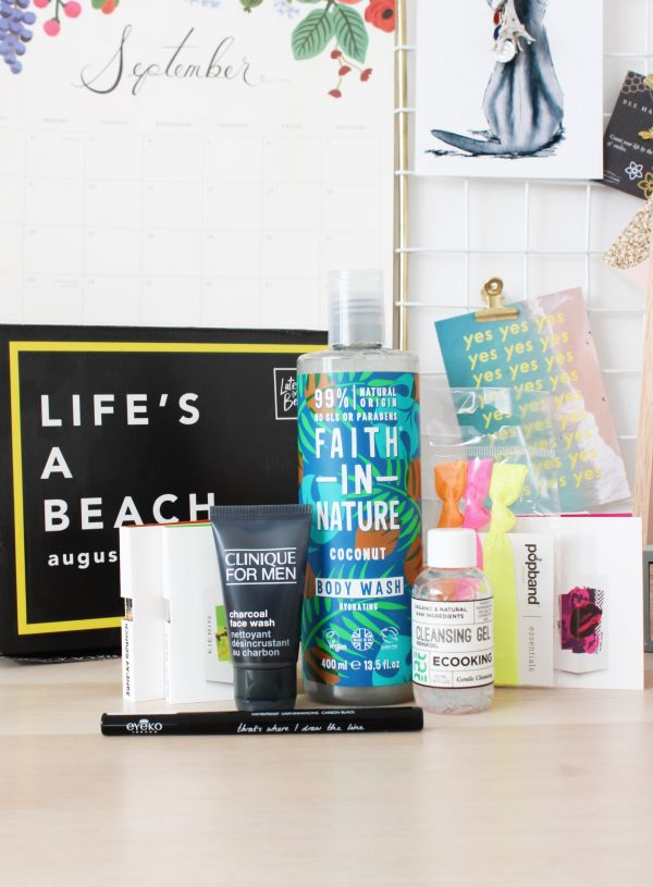 Latest In Beauty Life's A Beach Edit