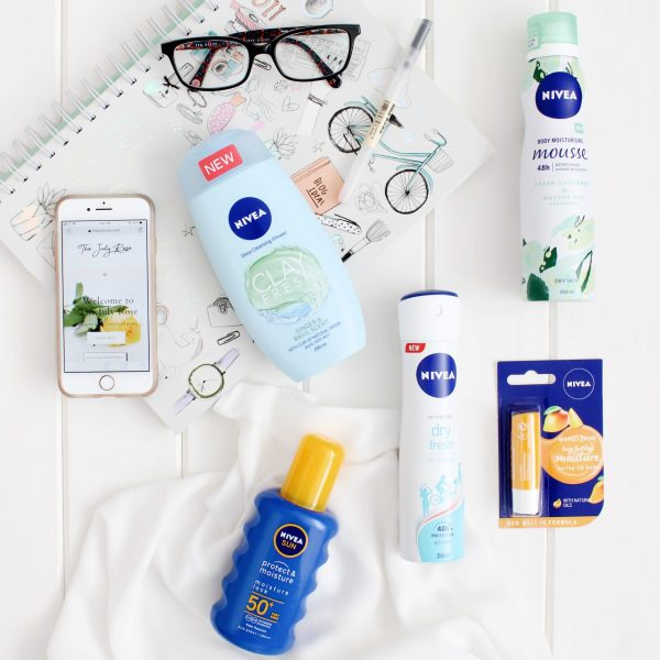 New In From Nivea